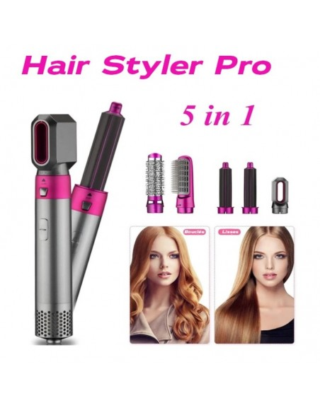 Hair Styler Pro ™ 5-in-1...